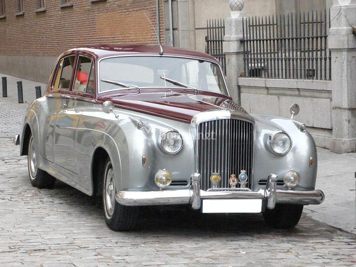 Bentley S II