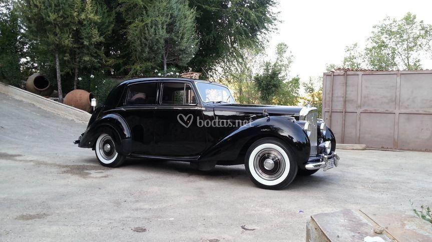 Bentley MKVI Negro