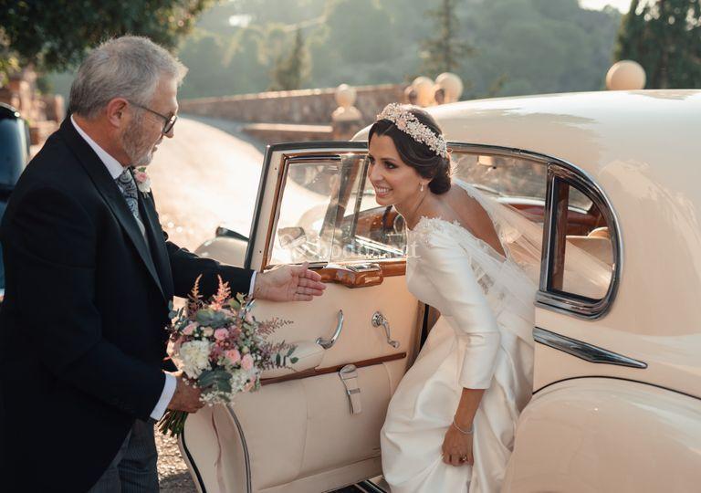 Organización der bodas