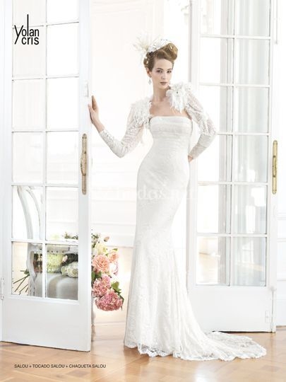 vestido de novia salou de eugenia santiago | foto 52