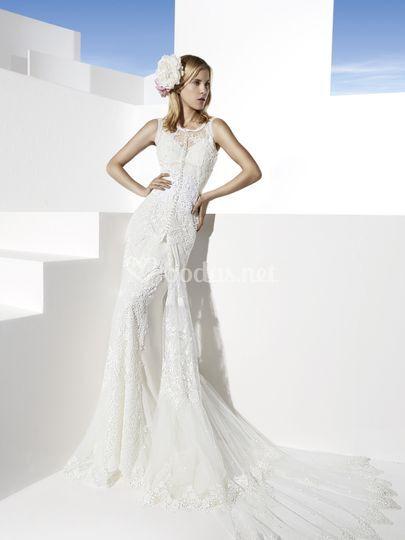 Confeccion de vestidos de novia santiago