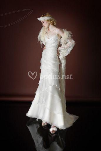 Vestidos novia eugenia santiago