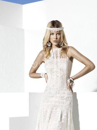 vestidos novia yolan cris 2014 de eugenia santiago | foto 27