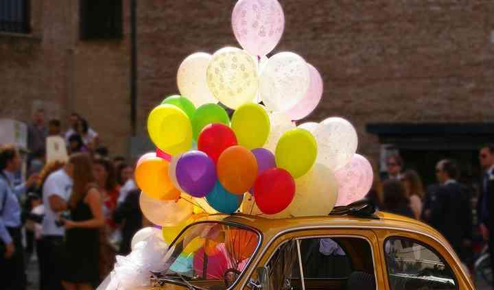 Baloons shoot