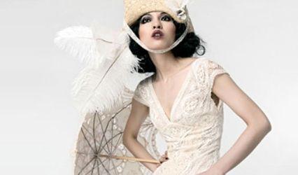 Vestidos de novia Yolancris 2012
