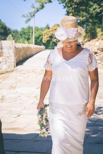 Diseño novia a medida