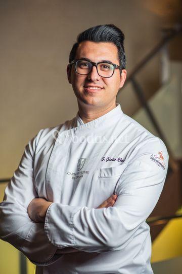 Chef Javier Chozas
