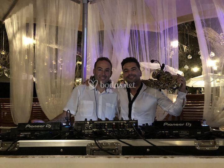 Efrain & LuGotti @ CBbC