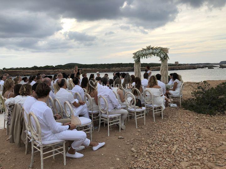 Ceremonia @ Acantilado CBbC