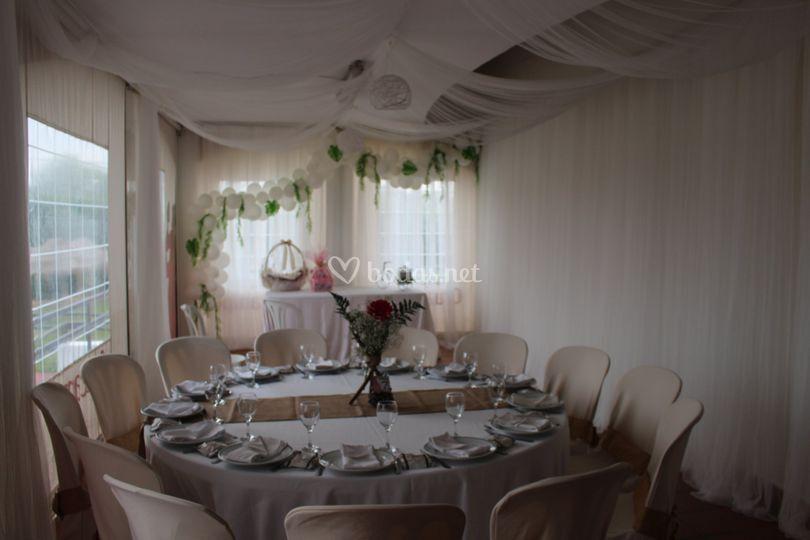 Banquete preparado