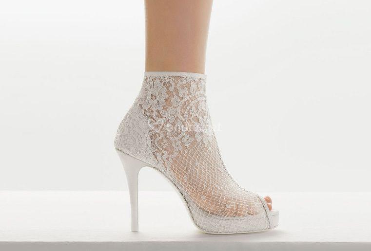 botines para novias