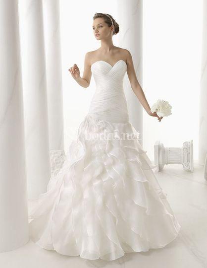 Vestidos alma novias