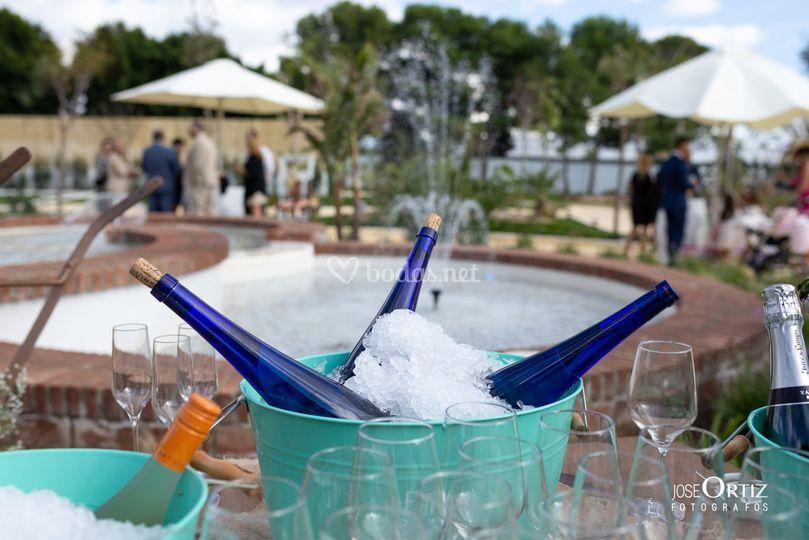 Cocktail jardines