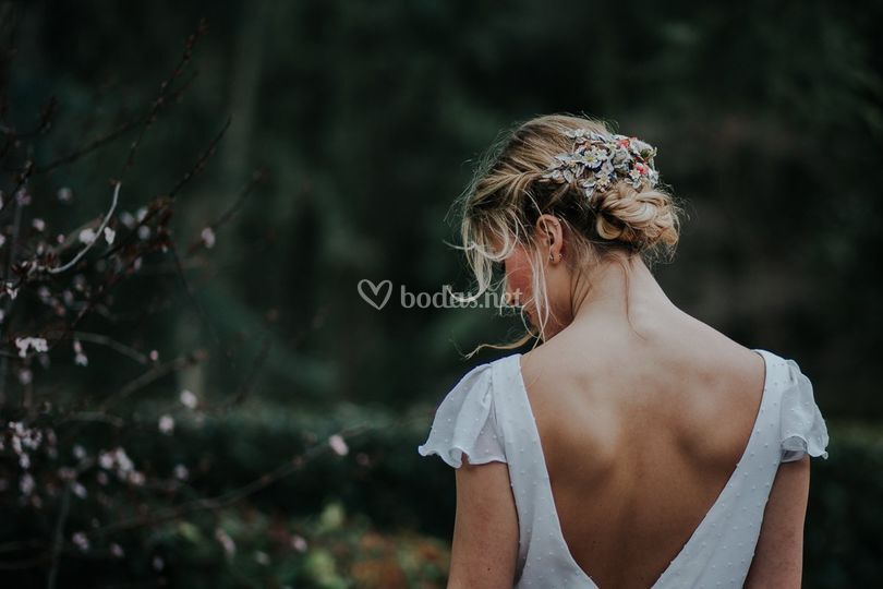 BohoFlora - Tocados