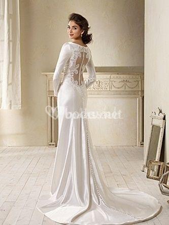 Pero si además de vestir como ella quieres tener una boda de ensueño ...