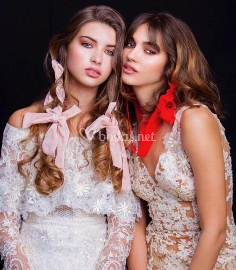 Shooting novias by guapas