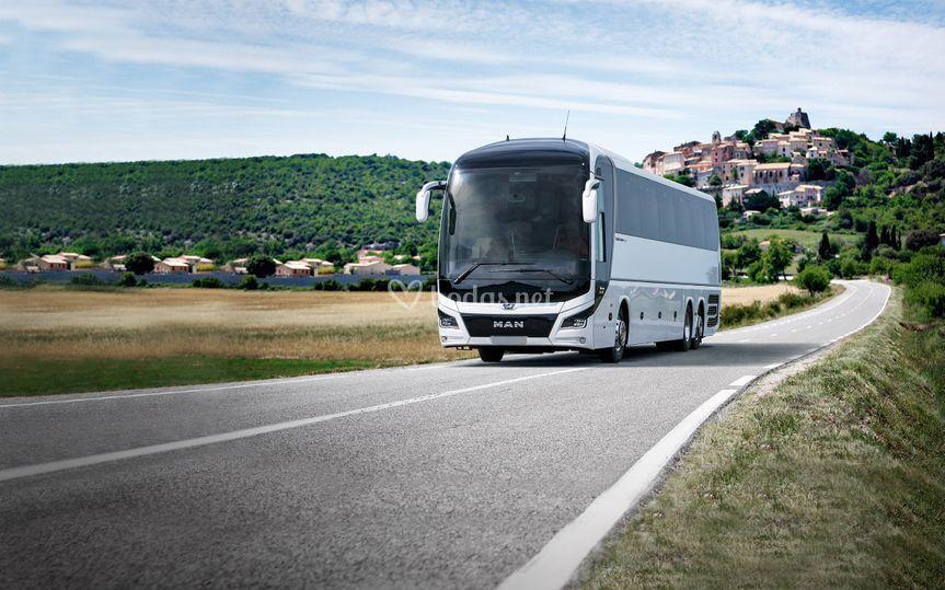 Autobuses de gran capacidad