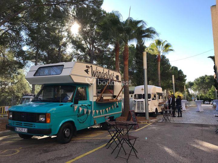 Food Truck Wanderlust