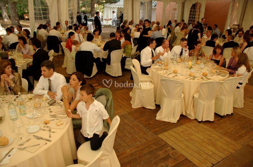 Salones para banquetes