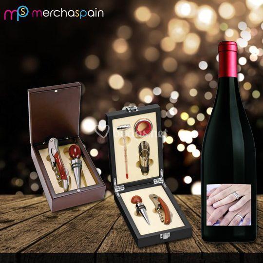 Sets de vino