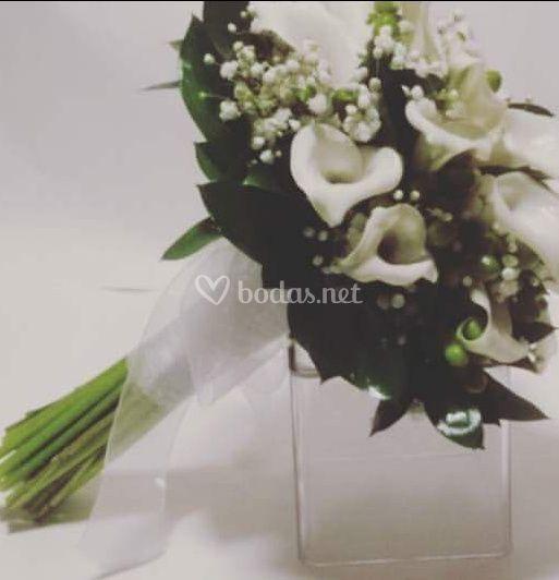 Bouquet calas
