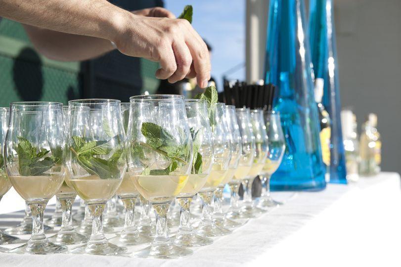 Talen - Barra de coctelería para bodas