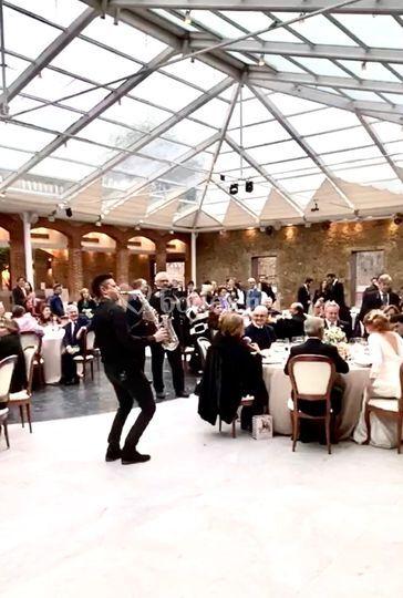 Banquete Sax