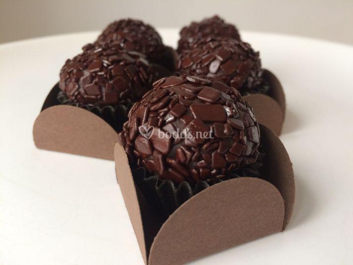 Chocolate Sal de flor