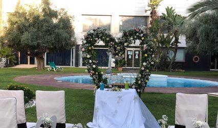 Hotel Villa de Biar 1