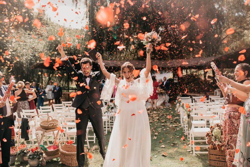 Recién casados!
