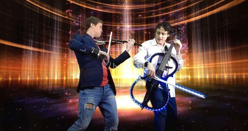 Infinity Strings