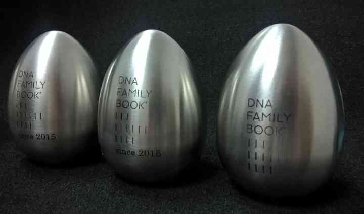 Dna Family Book