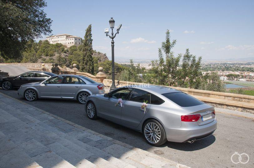 Audi A5 Plateado