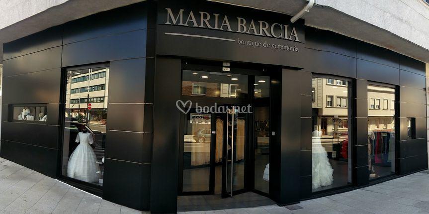 Exterior - Fachada de Maria Barcia Novias