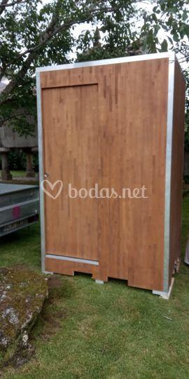 Sanitarios madera