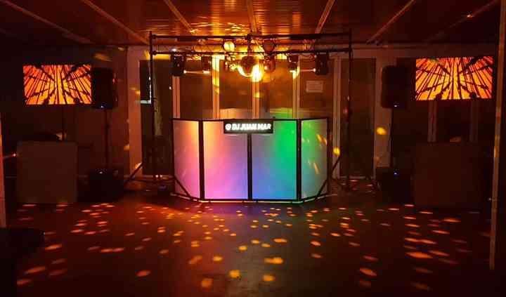 Discomovil DJ Juan Mar
