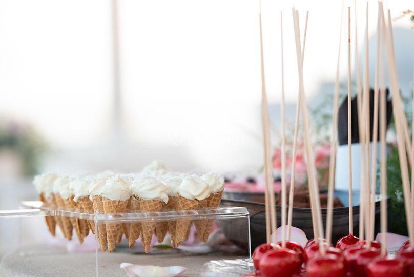 Pastelería para tu mesa dulce