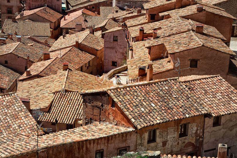 Boda en Albarracin