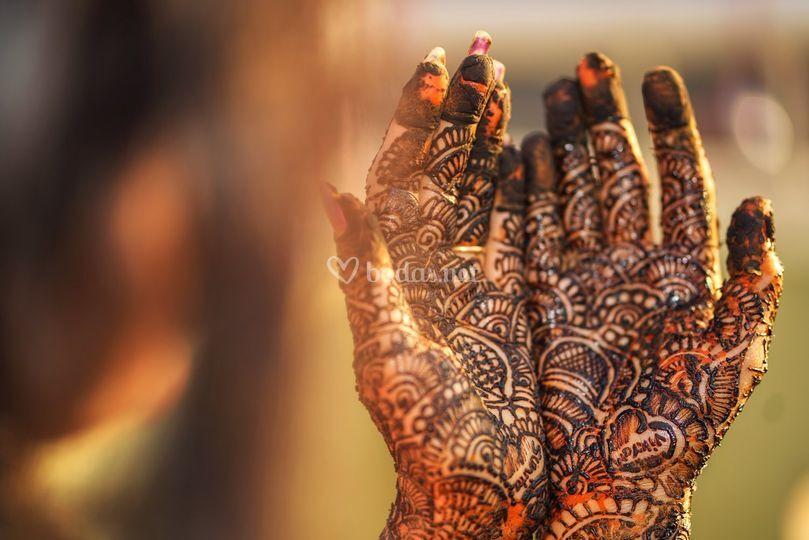 Boda Hindu en Nasik