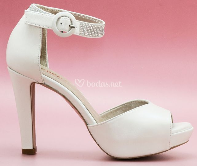 Zapato de novia Juno