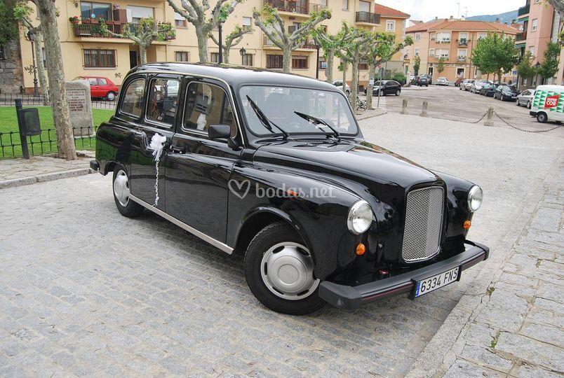 El Taxi Inglés - Adorno