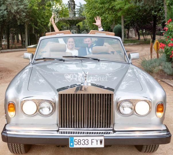 Rolls Royce exclusivo