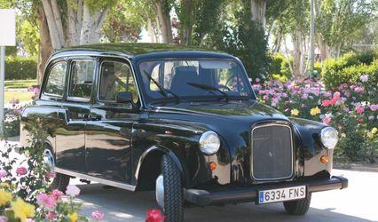 El Taxi Inglés en Madrid 1
