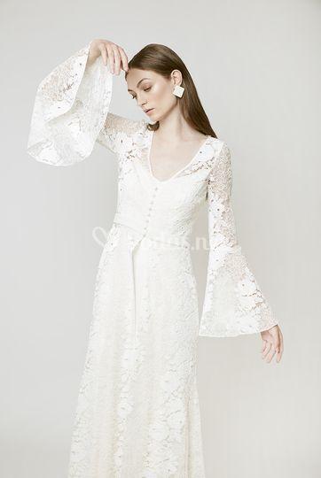 Vestido de novia Ardênne