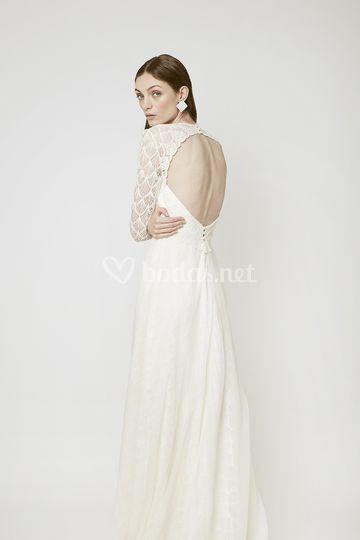 Vestido de novia Libeccio