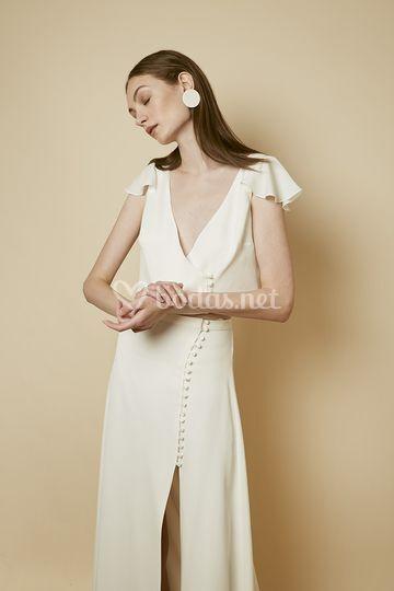 Vestido de novia Honfleur