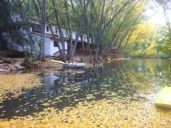 El otoño en el río