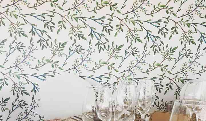 Nuevas decoraciones de mesa