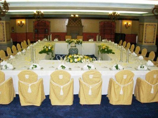 Banquetes para bodas