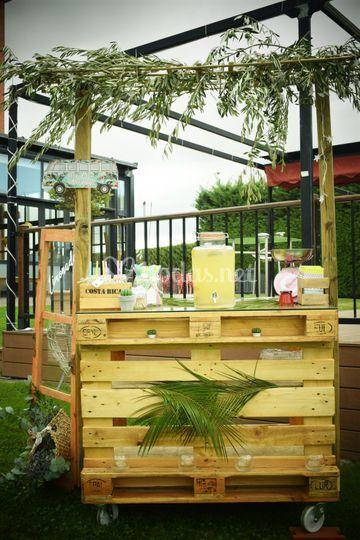 Corner de limonada